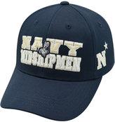 Top of the World Navy Midshipmen Teamwork Cap