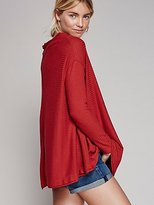 We The Free Lovers Rib Thermal by at Free People