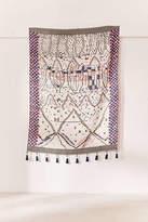 Urban Outfitters Farrah Tassel Tapestry