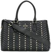 Twin-Set studded tote bag