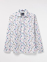 White Stuff Butterfly Print Shirt