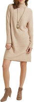 Mud Pie Turtleneck Sweater Dress