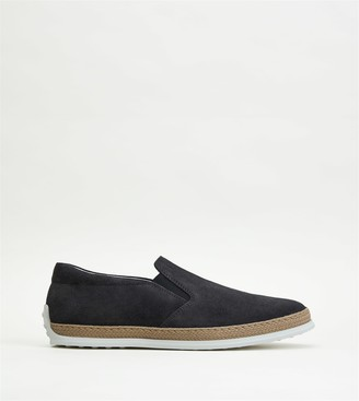 Tod's Slip-On Shoes in Suede