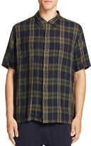 Vince Cabana Plaid Classic Fit Button Down Shirt
