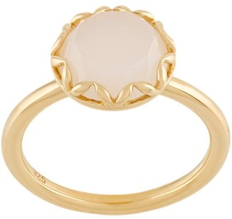 Astley Clarke Paloma two tone ring