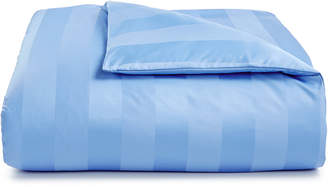 Charter Club Damask Stripe Twin Duvet Cover, 100% Supima Cotton 550 Thread Count, Bedding