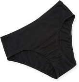 Hanro Sea Island Cotton High-Cut Bikini Briefs