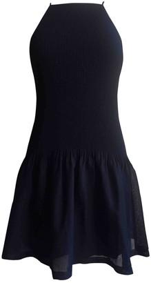 Giamba Black Cotton Dress for Women