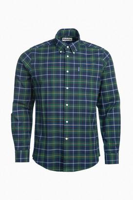 Barbour Seaweed Tartan 6 Tailored Shirt