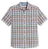 Tommy Bahama Pico Plaid Sport Shirt