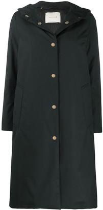MACKINTOSH Chryston hooded padded raincoat