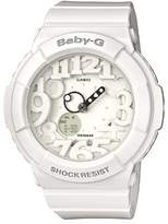 Baby-G Women's Analogue/Digital Quartz Watch with Resin Strap – BGA-131-7BER