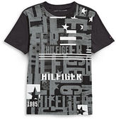 Tommy Hilfiger Shattered Graphic T-Shirt