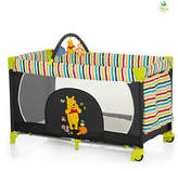 Disney Baby Dream'n Play Travel Cot - Pooh Tidy Time