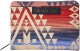 Pendleton Canopy Canvas Accordion Wallet Canyonlands Wallet Handbags