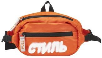 Heron Preston CTNMb belt bag