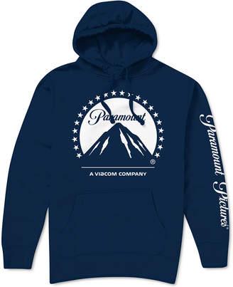 Hybrid Paramount Logo Men Hoodie