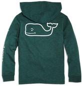 Vineyard Vines Boys' Long-Sleeve Whale Hoodie Pocket Tee