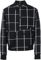 McQ check jacket
