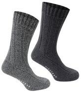 Firetrap 2 Pack Chunky Socks