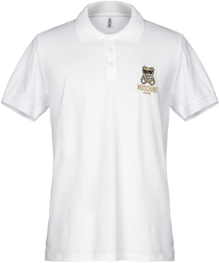 9f12eb00c Moschino Men s Polos - ShopStyle