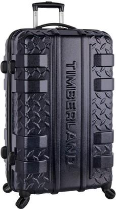 "Timberland Dark Sapphire Keele Ridge 28"" Hardside Spinner Suitcase"