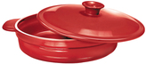 French Home Poppy Red 2.6-Qt. Sauté Pan