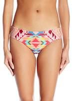 Billabong Women's Tribe Time Hawaii Bikini Bottom