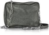 MM6 Maison Martin Margiela Micro Studded Canvas Shoulder Bag