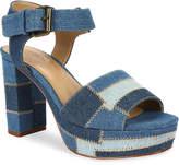 Gunmetal Women's Cammi Platform Sandal