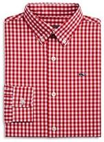 Vineyard Vines Boys' Gingham Button-Down Shirt - Sizes 8-16