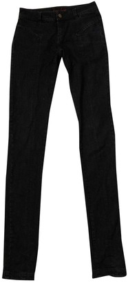 L'Wren Scott Black Denim - Jeans Jeans for Women Vintage