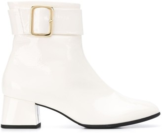 Högl Side-Buckle Ankle Boots