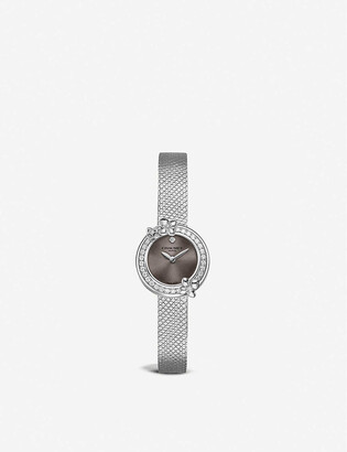 Chaumet W20611-20T Hortensia Eden stainless-steel and diamond watch