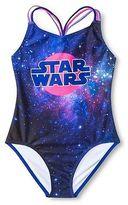 Star Wars Girls' One Piece Swimsuit