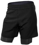 """2XU Xtrm 7"""" 2 in 1 Shorts"""