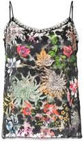 Marc Cain floral cami top