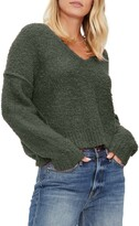 Michael Stars Stacey V-Neck Sweater