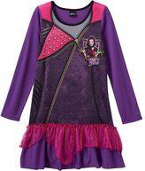 Disney Disney's Descendants Mal Girls 6-12 Dorm Nightgown
