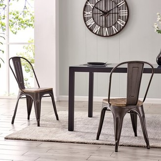 Gracie Oaks Encarnacion Dining Chair Gracie Oaks