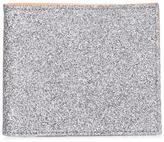 Maison Margiela glitter billfold wallet