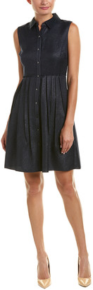 Elie Tahari Shirtdress