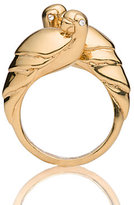 Kate Spade Out of office parrot ring