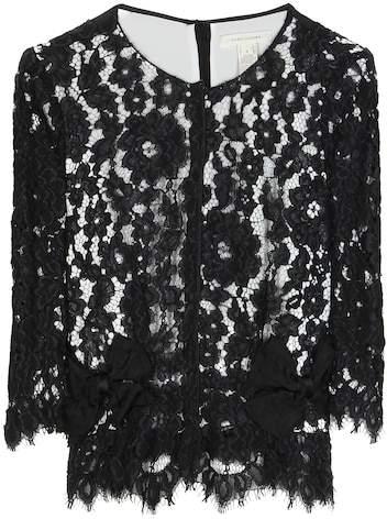 Marc Jacobs Lace blouse