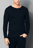 Forever 21 Crew Neck Thermal