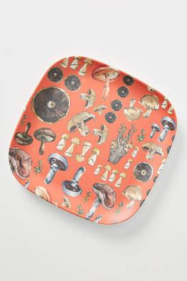 Anthropologie Peggy Bamboo Melamine Side Plate