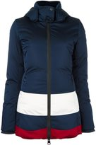 Rossignol colour block padded jacket - women - Feather Down/Polyamide/Polyester - XS