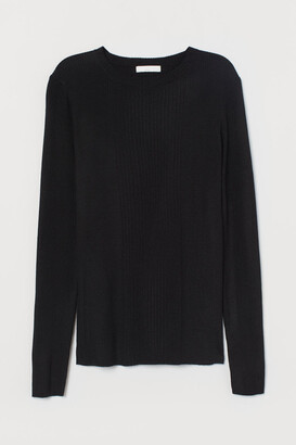 H&M Fine-knit top