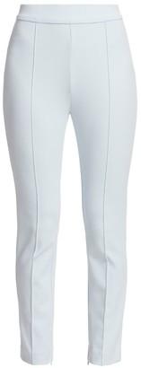 Joan Vass Exposed Seam Cropped Pants