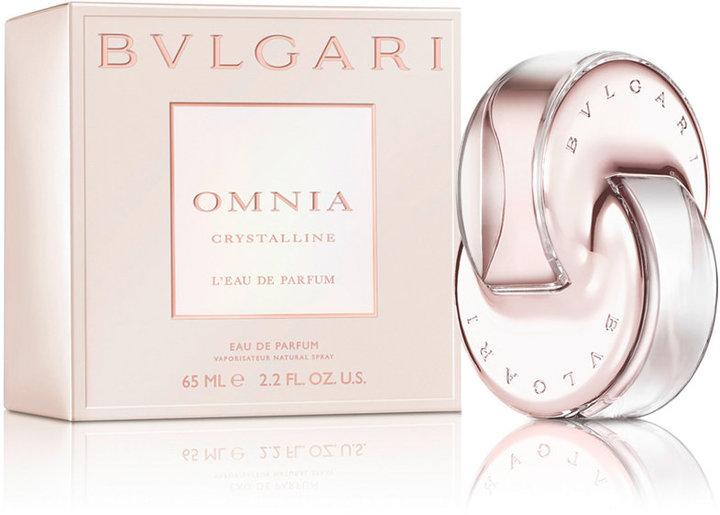 BVLGARI Omnia Crystalline L'Eau de Parfum, 2.2 oz